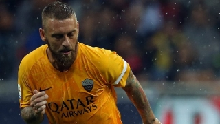 Roma captain De Rossi defends Di Francesco: You don't need Guardiola to beat Bologna