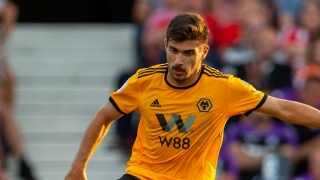​Ruben Neves insists Wolves 'getting better and better' in Europe