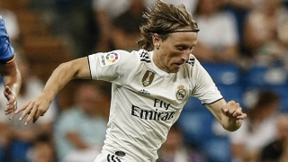 Real Madrid boss Zidane delighted with Modric 'cracker'