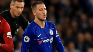 ​Hazard admits he is unsure over Chelsea future