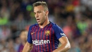 Barcelona boss Valverde admits dropping Arthur