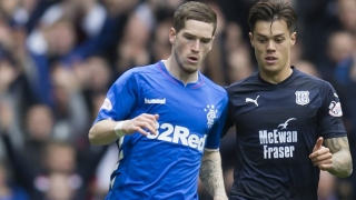 Rangers boss Gerrard desperate to keep Liverpool winger Kent