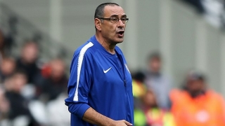 Chelsea boss Sarri remains in contact with Roma