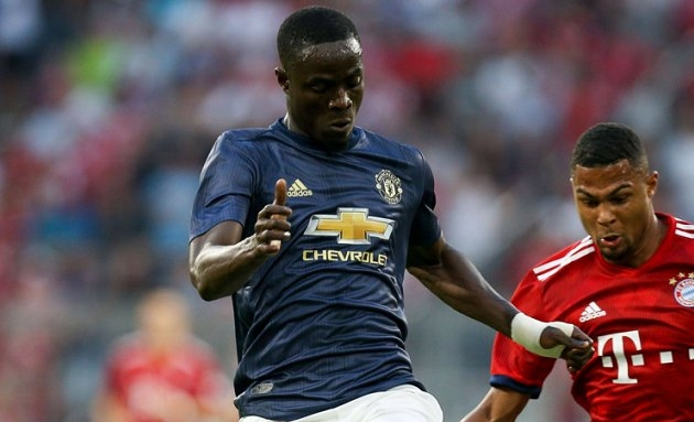 REVEALED: Man Utd boss Mourinho at odds with Bailly since April