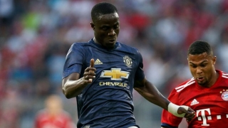 Man Utd not giving up on Bailly