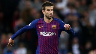 Barcelona defender Gerard Pique enjoys pop at Real Madrid complaints