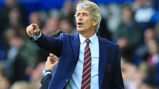 ​West Ham boss Pellegrini delighted to secure Masuaku