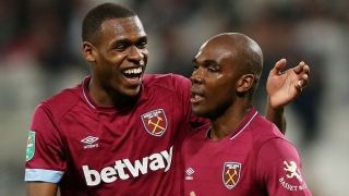 West Ham defender Diop happy to keep Kane quiet; frustrated in defeat