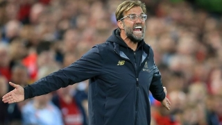 REVEALED: Fist-pumping Liverpool boss Klopp congratulates Wilson