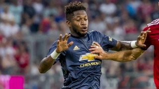Fred rubbishes Man Utd exit reports