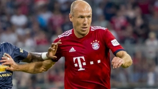 Bayern Munich veteran Arjen Robben admits he's out of Liverpool clash
