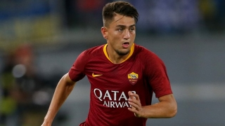 Man Utd join race for Roma winger Under