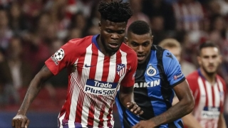 Atletico Madrid coach Simeone: Partey could boss Man Utd, Man City midfields