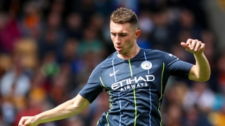 Man City boss Guardiola hails Laporte after victory over Crystal Palace
