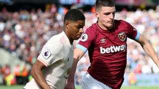 England coach Southgate explains selecting  West Ham midfielder Rice