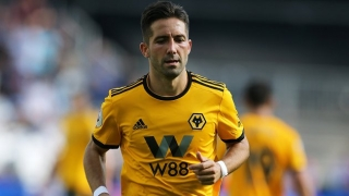 Joao Moutinho delighted penning new Wolves contract