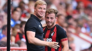Bournemouth boss Howe sorry to send Pugh to Hull
