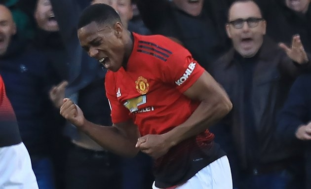 Man Utd pull trigger on Martial one-year extension