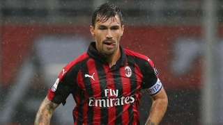 Chelsea posted scouts to watch AC Milan defender Alessio Romagnoli