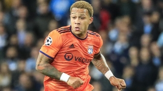 Lyon president Aulas scoffs at Man Utd return claims for Depay