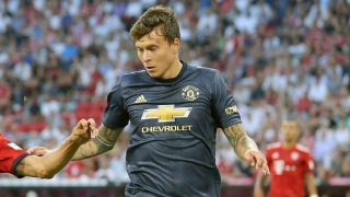 Man Utd defender Lindelof: Always good to have Fellaini in front of you