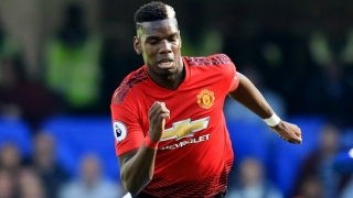 Juventus to make first bid for Man Utd midfielder Paul Pogba