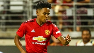 Man Utd youngster Demi Mitchell happy to be back in training