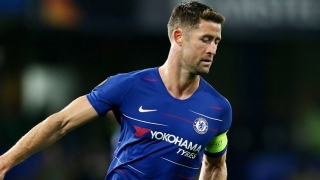 Chelsea boss Sarri opens door to Cahill exit: It's up to him
