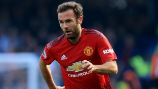 REVEALED: Barcelona make contact with Man Utd Bosman Juan Mata