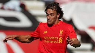 Besiktas go for Liverpool midfielder Lazar Markovic