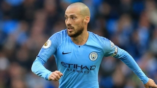 Spain deliver special tribute to Man City veteran David Silva