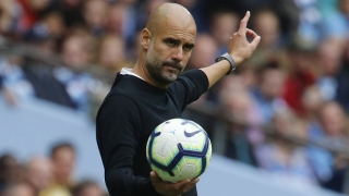 Guardiola sends Man City coaching staff on drone course