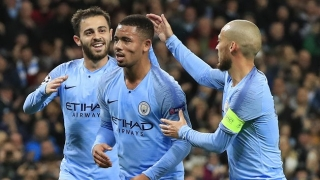 4-goal Gabriel Jesus delighted to be part of 9-0 Man City romp