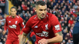Liverpool boss Klopp admits Lovren unlikely to make Man Utd clash
