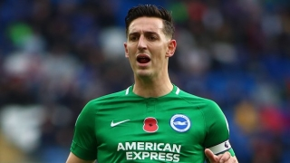 Brighton defender Dunk reveals Southgate chat