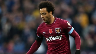 Liverpool consider move for West Ham attacker Felipe Anderson