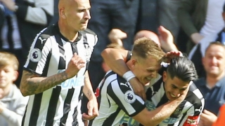 ​Peterborough youngster Toney: Difficult to leave Newcastle
