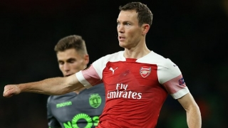 Stephan Lichtsteiner accepts he's set to leave Arsenal