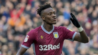 ​Abraham penalty takes Aston Villa into play-off final