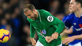 ​Brighton striker Murray rues Man Utd missed opportunity