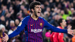 Barcelona midfielder Sergi Roberto: Riqui Puig should follow Carles Alena