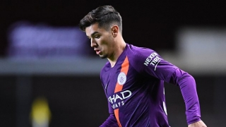 Man City whiz Brahim Diaz accepts Real Madrid contract offer