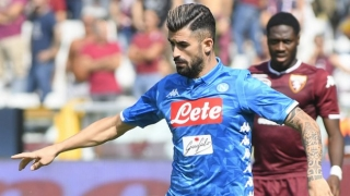 Agent admits Elseid Hysaj leaving Napoli