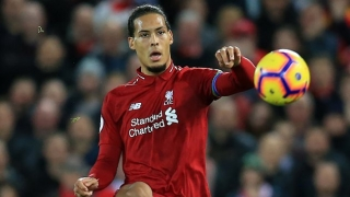 Liverpool defender Virgil van Dijk hit with Champions League ban