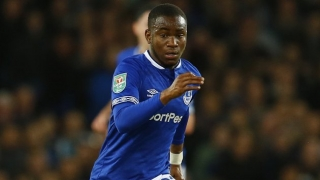 Lookman happy playing for Everton boss Silva