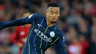 Gabriel Jesus rubbishes Man City exit talk