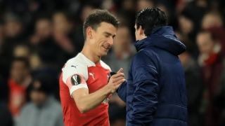 Arsenal boss Emery hopeful Koscielny injury not serious