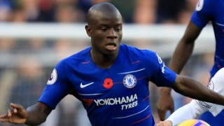 PSG intermediaries make fresh contact with Chelsea midfielder Kante, but...
