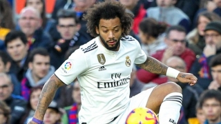 Real Madrid wing-back Marcelo urges fans not to give up on them