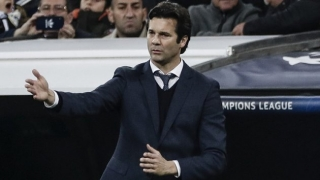 Real Madrid coach Solari: I'm here to give my all every day